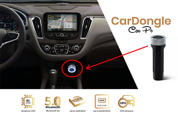 CarDroid Features